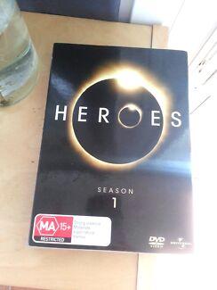 Heros Series Season 1