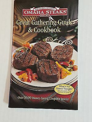 Omaha Steaks Great Gathering Guide And Cookbook 2007