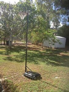 Netball hoop with stand Yeppoon Yeppoon Area Preview