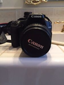 Canon Rebel xs 1000D package