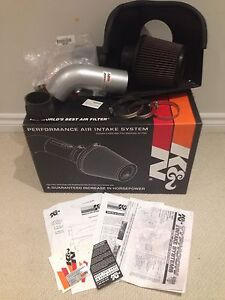 K&N TYPHOON COLD AIR INTAKE FOR 07-10 NISSAN ALTIMA 2.5