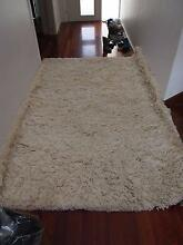 100% woollen shag pile rug Burwood East Whitehorse Area Preview