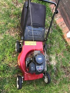 Pope 148cc Lawn Mower Sold pending payment