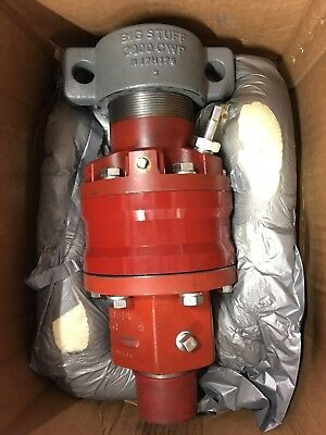 National Oilwell Varco Big Stuff Hercules High Performance Stuffing Box Dpsb 3