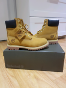 "Timberland Women's 6"" Premium Boots - Wheat US Womens 7  Springvale Greater Dandenong Preview"