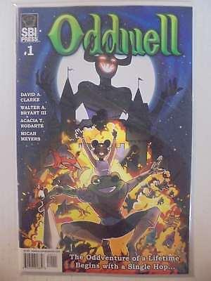 Oddwell  1 Sbi Press Vf Nm Comics Book