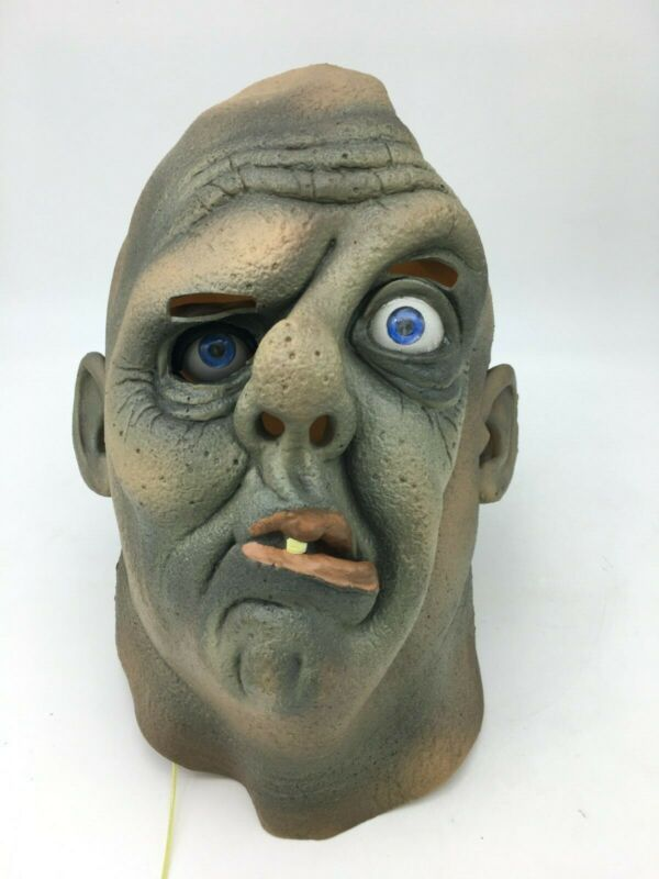 Sloth Ogre w/ Controllable Eyelid - Halloween Mask - The Paper Magic Group 1995