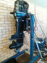 boat motor needs timing done works though Kwinana Beach Kwinana Area Preview
