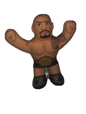 The Rock WWE Brawlin Buddy