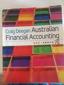 Accounting 7e gumtree australia free local classifieds australian financial accounting 7e fandeluxe Choice Image