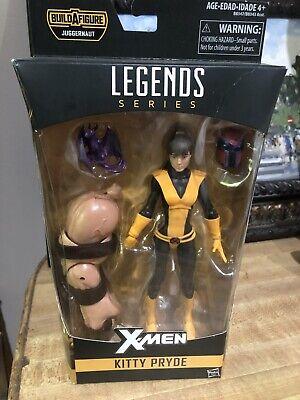 Marvel Legends Kitty Pryde Juggernaut baf