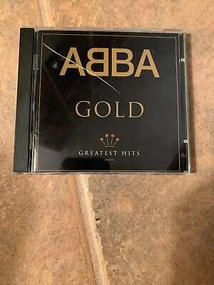 ABBA - Gold: Greatest Hits (CD, 1992, Polydor)