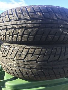 p235/65/17 inch Winter Tires / GOOD DEAL