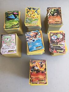 Pokemon Card Stacks for Sale!