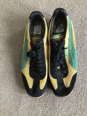 Vintage Puma Jamaica Trainers