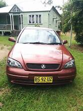 2000 Holden Astra Hatchback Burringbar Tweed Heads Area Preview