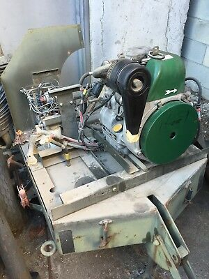 Lister Petter 6.5 Hp Diesel Small Engine 3 Units