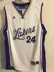 Brand new Kobe Bryant Christmas Day Los Angeles Lakers jersey