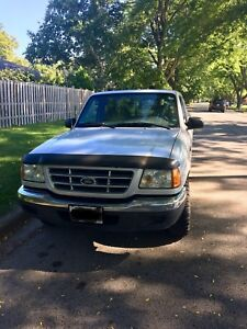2002 Ford Ranger Ext
