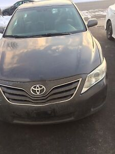 2010 Toyota Camry LE 4 Cylinder no accident