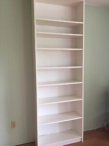 IKEA Billy Book Cases with height extensions