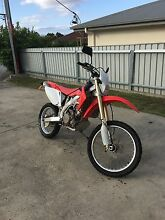 Honda CRF450x Montrose Glenorchy Area Preview