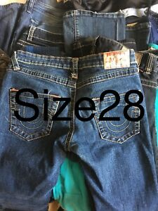 Various Brand name jeans