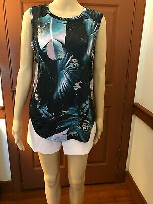 "Banana Republic and Fabletics, Outfit, Size 4 Shorts and M Top, Pink, NWT, 5"" in"