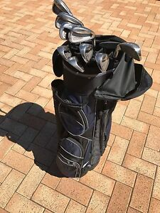 Iron putter bag golf club set The Vines Swan Area Preview