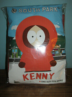 1998 Comedy Central SOUTH PARK KENNY COSTUME One Size Fits Most Cosplay 100%Poly