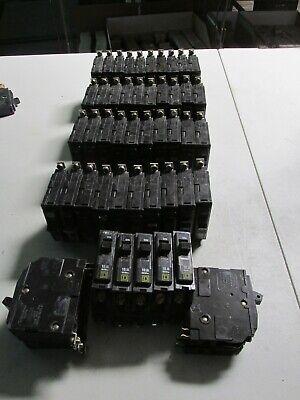 SQUARE D QO2125SL 125A 10KAIC 240V SUB-FEED LUG BREAKER