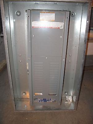 Square D Nqod30l225 225 Amp Main Lug 240 Volt Panelboard - E866