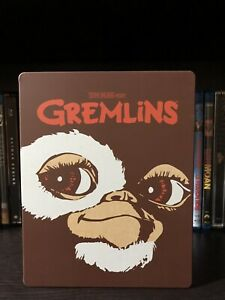 Gremlins LIMITED EDITION Blu-ray steel book. $15