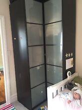 IKEA pax corner wardrobe cupboard. Slight damage. NARRABEEN North Narrabeen Pittwater Area Preview