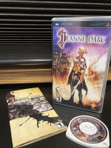 Jeanne D Arc dArc Sony PSP, 2007  - $29.99