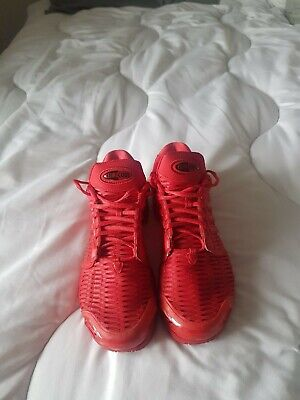 Adidas climacool 1 trainers UK Size 10 Red Mesh