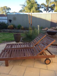 Outdoor sun lounges Mawson Lakes Salisbury Area Preview