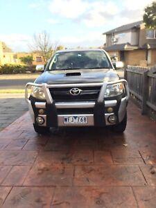 Toyota hilux, 2008, diesel