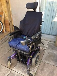 Invacare TDX SP Electric Wheelchair