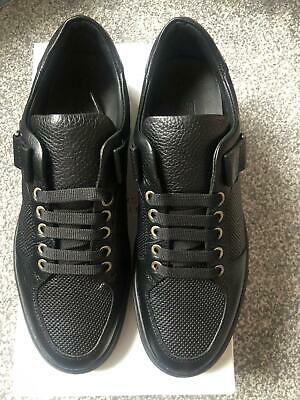VERSACE COLLECTION black lace up men's shoes sise