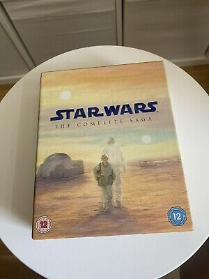 Star Wars Complete Saga Blu-Ray