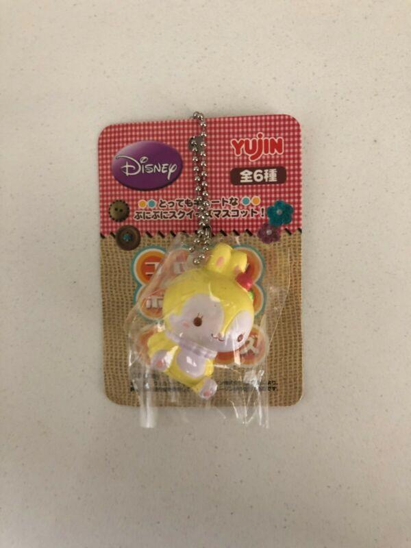 Disney Yujin Miss Bunny Squishy *RARE*