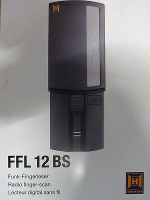 Hörmann Funk-Fingerleser FFL 12 BS - Fingerscan - für Garaentorantrieb