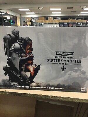 Warhammer 40K Sisters Of Battle Army Set