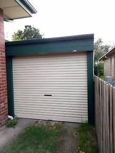 B&D SINGLE ROLLER DOOR & MOTOR & RAILS & BRACKETS FULL KIT Moorabbin Kingston Area Preview
