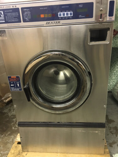 Dexter T 400   Washer 3 phase