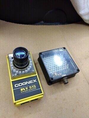 Cognex Dvt 515 Vision Sensor With Smart Light