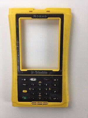Trimble Nomad N324 Front Cover With Key Pad 1 Key Missing -listing For One Cov