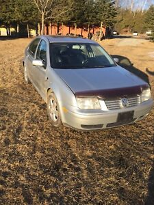 MK4 VW jetta tdi for parts at a great price