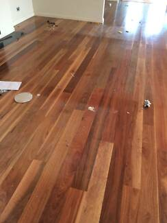 Blue Gum Wooden Floors - great condition Seaforth Manly Area Preview